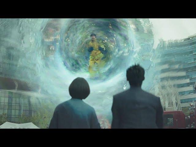 【宇哥】韩国票房排名第一的奇幻片,差距就是差距,不得不服……《与GOD同行》