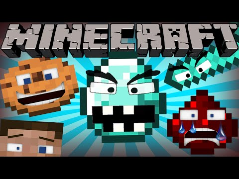 Thumbnail: If Items had Feelings - Minecraft