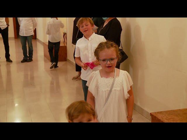 Djeca Centra za autizam primila sakrament euharistije (lipanj, 2021.)