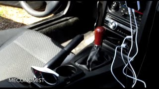 How To Replace Your Shift Knob And Boot - Na Miata