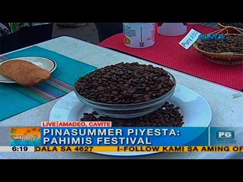 Unang Hirit: Pahimis Festival sa Amadeo, Cavite