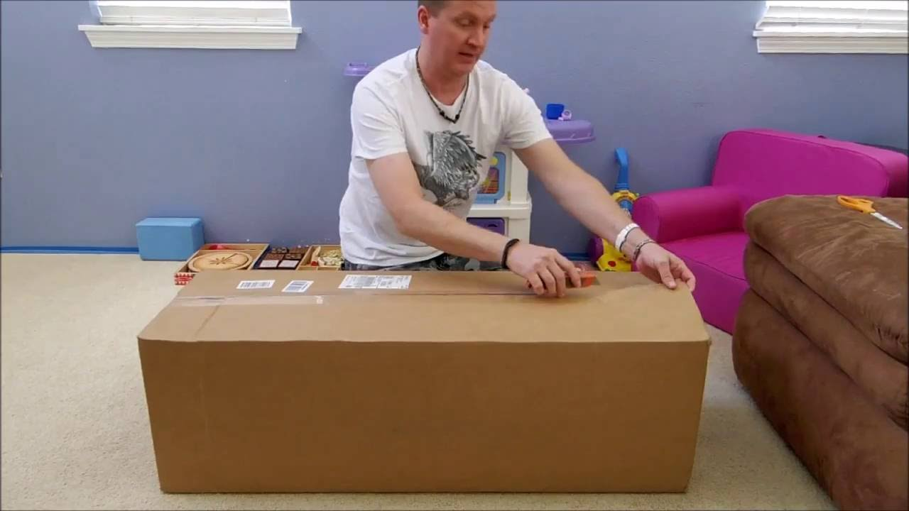 Unboxing Arctic Dreams Mattress Under 200 Cooling Gel Made In