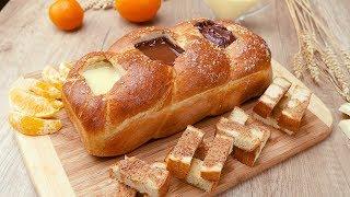 Хлеб «Три шоколада» - Рецепты от Со Вкусом