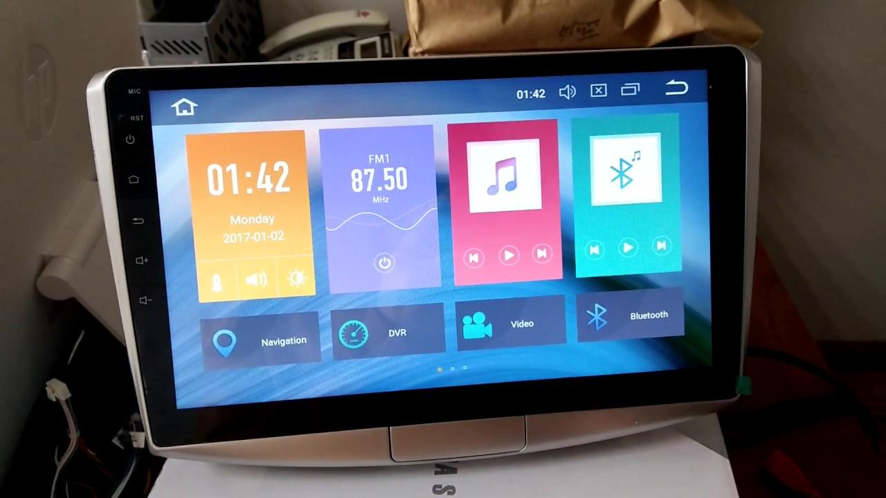 10 1 Android 8 0 System Car Auto Radio For Volkswagen Passat B6 B7