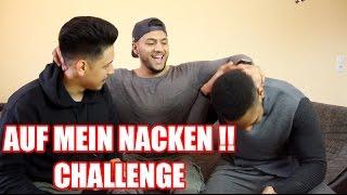AUF MEIN NACKEN CHALLENGE - Flachwitze #1