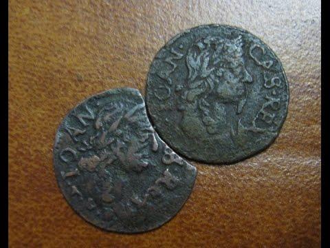 Медная БОРАТИНКА или как зарабатывали мастера монетного дела Речи Посполитой