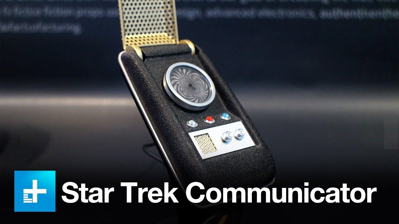 Star Trek Communicator - Hands On