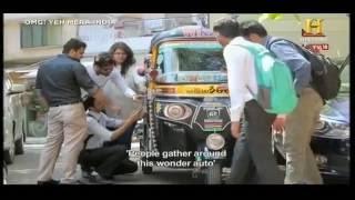 Luxury mumbai auto wonder rickshaw (bollywood star fevorite auto)