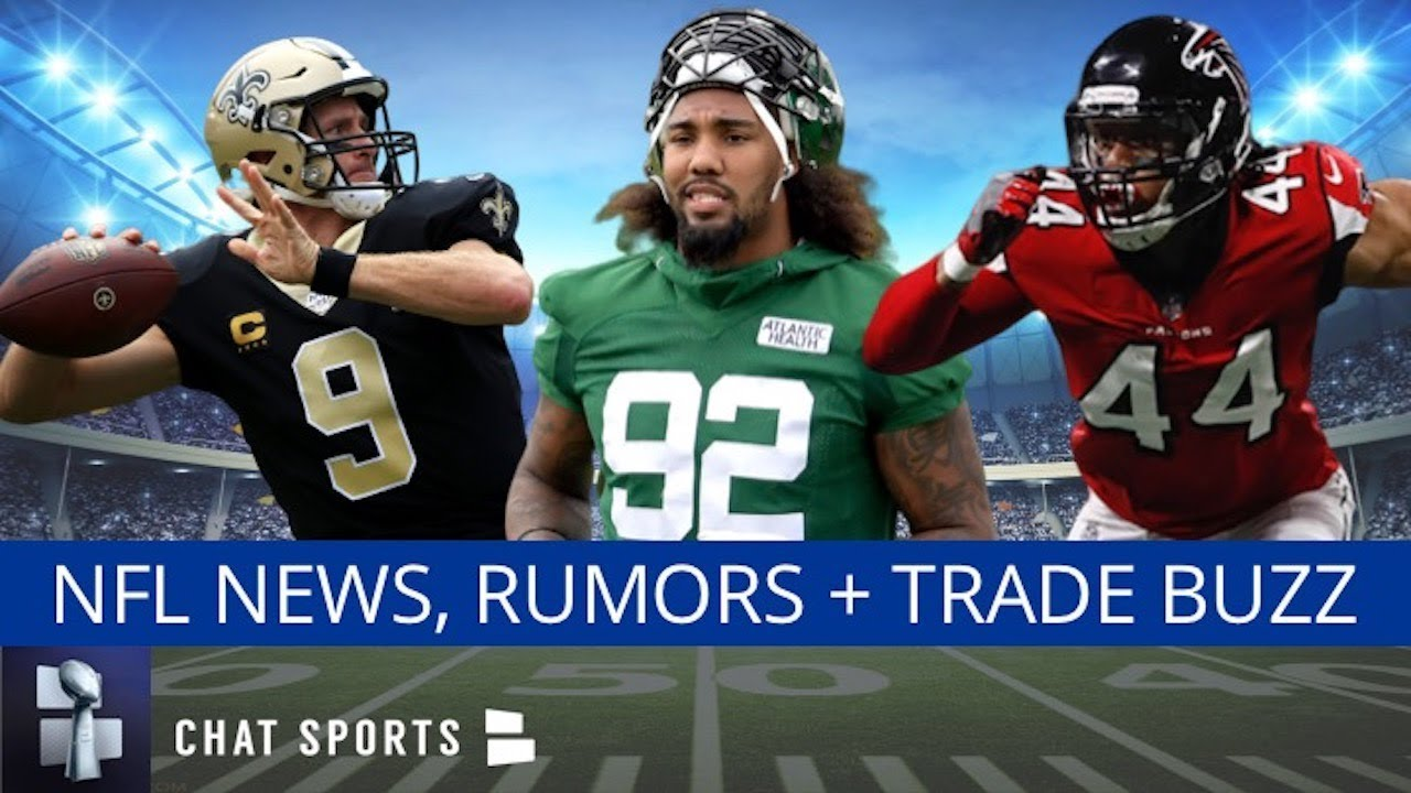 Live NFL trade rumors: A.J. Green, Robby Anderson and other ...