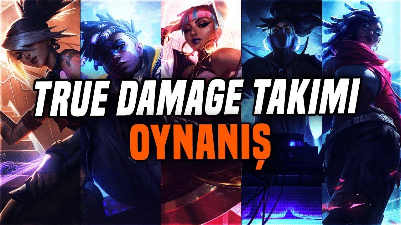 True Damage Ekko Türkçe Replikleri (Seslendirme) - League of Legends
