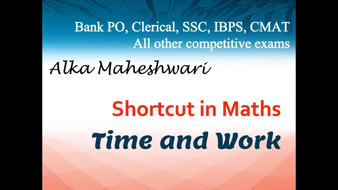 Shortcut in maths for Bank PO, Clerical,SSC,IBPS CMAT competitive ...
