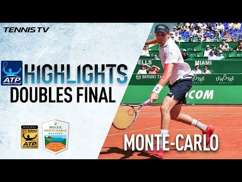 Highlights: Bryans Win Sixth Monte-Carlo Crown