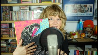 ASMR: Criterion Collection (GODZILLA TAPS and TINGLES)