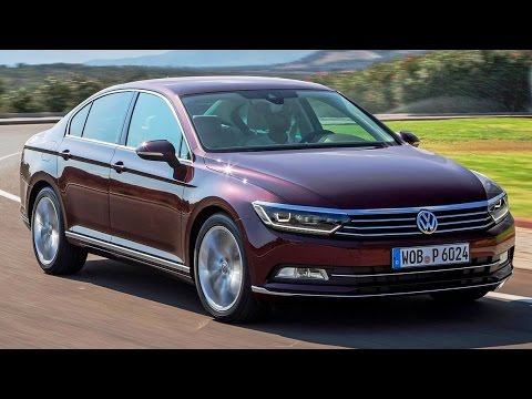 new volkswagen passat b8 2015 youtube. Black Bedroom Furniture Sets. Home Design Ideas