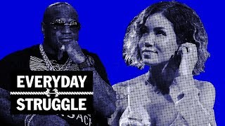 Ak & Star Respond to Chris Brown, Do You Feel Sorry For Birdman? Jhene Courtside | Everyday Struggle