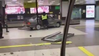 ПЬЯНЫЙ ЛИХАЧ В КАЗАНИ в аэропорту