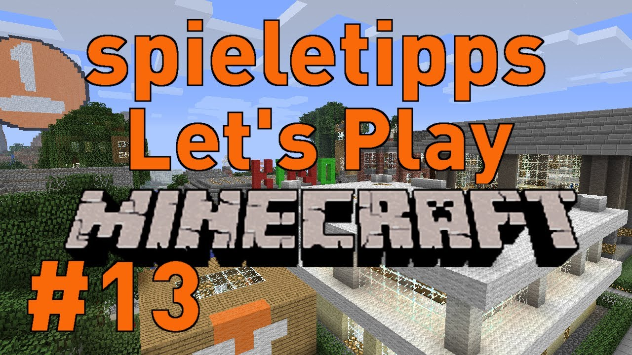 Lets Play Minecraft Deutsch HD Auf Ins Multiversum YouTube - Minecraft spieletipps