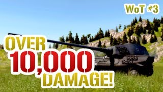 vk 45 02 p ausf b over 10 000 damage   neverwish feat djpremier