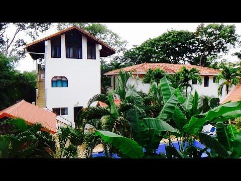 Costa Rica House Tour! Travel Vlog   EF Tamarindo Appartment