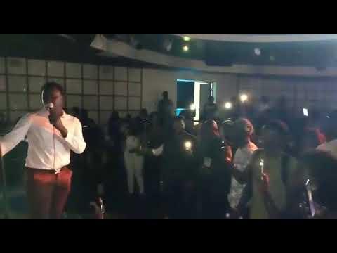 Luthioum SHOW DiDi enflamme le king fahd hôtel