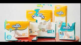 Chiaus disposable baby diapers China manufacturer