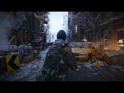 """Tom Clancy's: The Division - Official E3 2013 GAMEPLAY Trailer """"The Division"""" (Ubisoft)"""