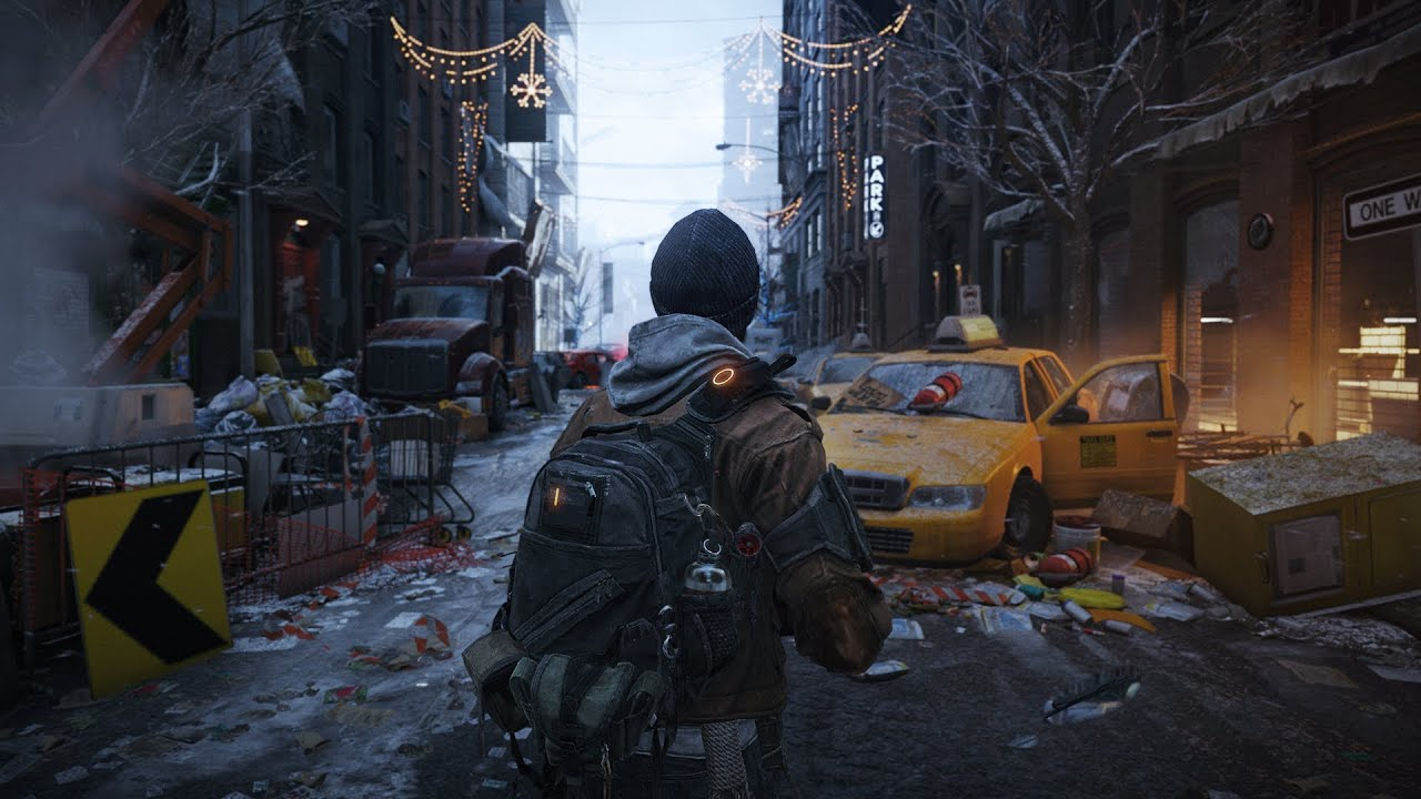 Tom Clancy S The Division Official E3 2013 Gameplay
