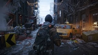 "Tom Clancy's: The Division - Official E3 2013 GAMEPLAY Trailer ""The Division"" (Ubisoft)"
