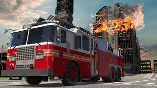 Firefighter truck sim 2016 Android Gameplay HD