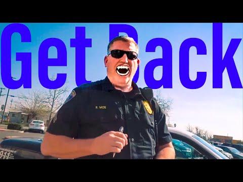 "(Crazy) ""Dismissed!"" Police Checked Walk of Shame (Private Property VS Public Property)"