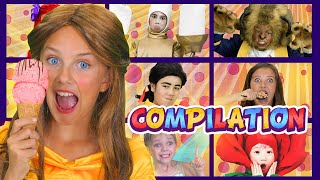 Beauty and the Beast Compilation | FunPop!