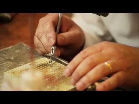 Goldsmithing and diamond setting with Kevork Gurunian