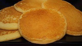 Semolina Pancake no Egg