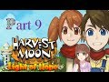 Harvest Moon Light of Hope (Part 9) Building the Coop and Fishing!