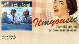 Ricchi e Poveri - Made In Italy - ITmYOUsic