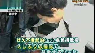 2009年 2st SHINHWA Andy   Single Man Making