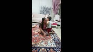 Küçük  çocuktan  ablasına  dayak  (iyi dövüyor kesin izle)