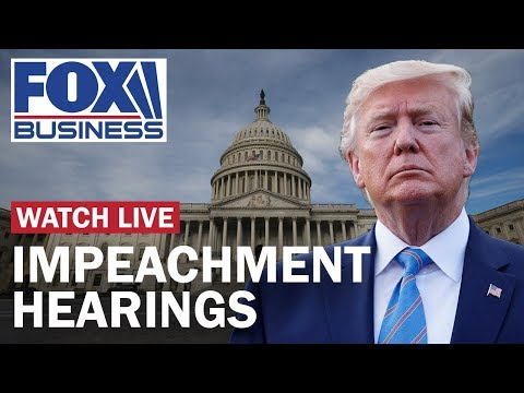 Trump impeachment hearings Day 3