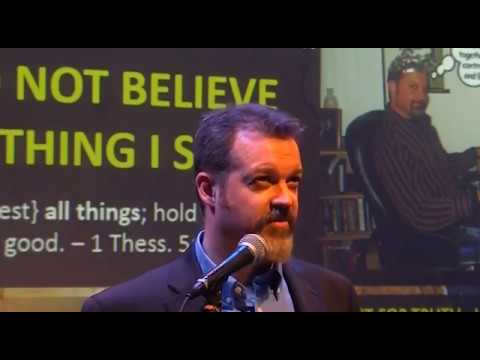 Rob Skiba's Biblical Flat Earth Conference in Amsterdam   Part 1