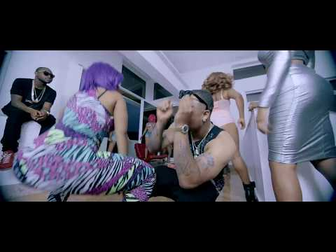 Twerk - B Red ft. Davido (Official Music Video)