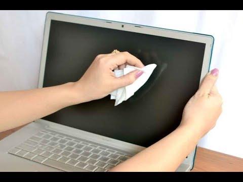 How to clean your MacBook Pro desktop screen in seconds