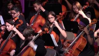 follow the drinking gourd ko knudson spring orchestra concert 2017