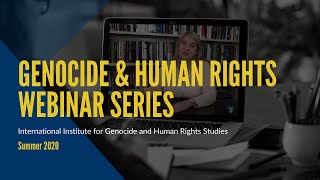 Genocide, Impunity and Guatemalan Lives - Genocide and Human Rights Webinar Series