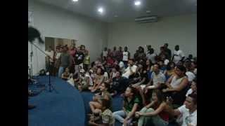 Primitive na Unilab em Redenção - Ceará - Brasil