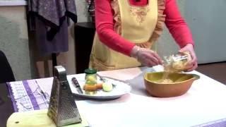 Салат для внуков из квашеной капусты.