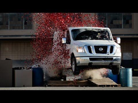 Drift Van Slays Obstacle Course ft. Chris Forsberg