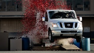 Drift Van Slays Obstacle Course (ft. Chris Forsberg)