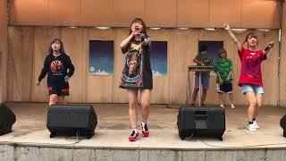2017/09/23 天神コア屋上 ミュージックシティ天神 兼任メンバーのみのパ...
