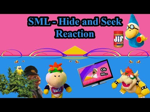 SML Movie: Hide and Seek Reaction