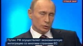 Путин обещал повесить Саакашвили за одно место?